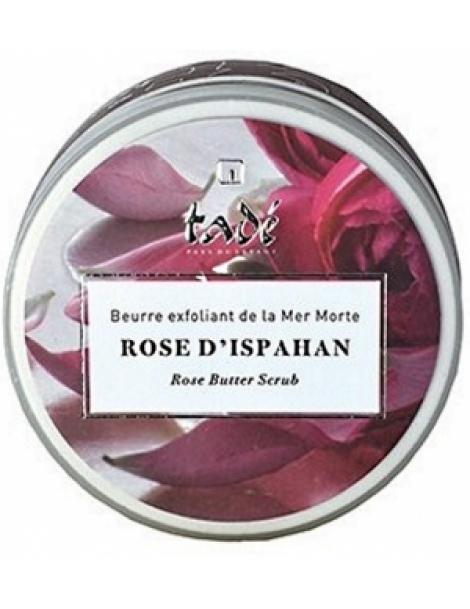 Beurre exfoliant Rose d'Ispahan 250gr Tade Herboristerie de Paris
