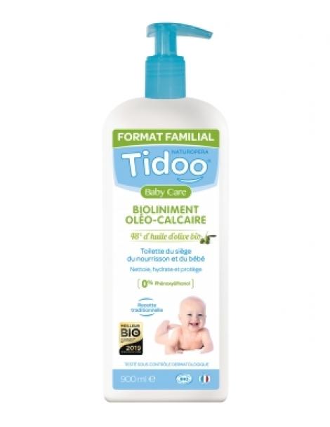 Bioliniment Oléo Calcaire Tidoo Care 900ml Tidoo Herboristerie de Paris