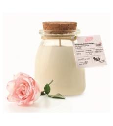 Bougie Parfumée Naturelle Rose 120gr Nao
