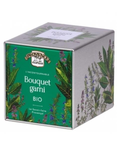Bouquet garni bio coffret métal 16gr Provence D'Antan Herboristerie de Paris