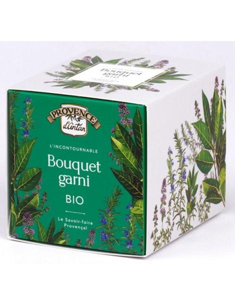 Bouquet garni bio recharge carton 16gr Provence D'Antan Herboristerie de Paris