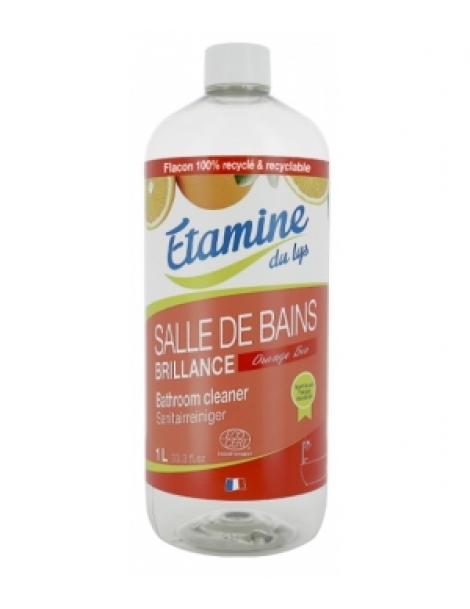 Brillance salle de bain Recharge 1 litre Etamine du Lys Herboristerie de Paris