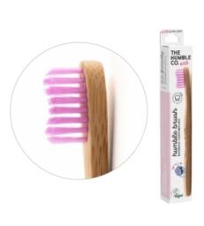 Brosse à dents enfants rose 15gr Humble Brush