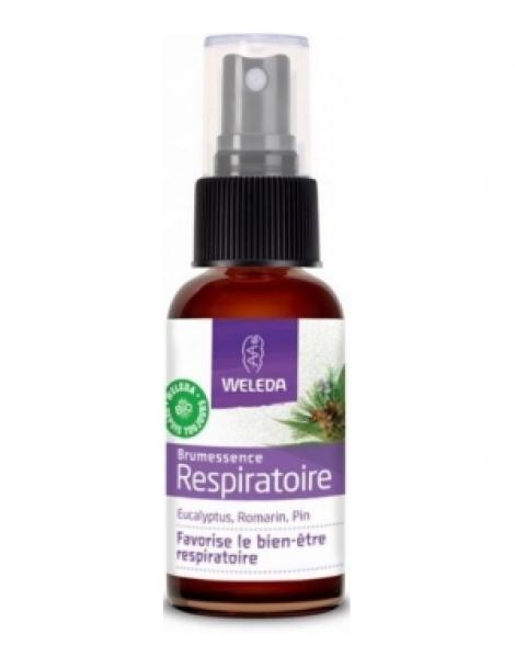 Brumessence respiratoire 50ml Weleda Herboristerie de Paris