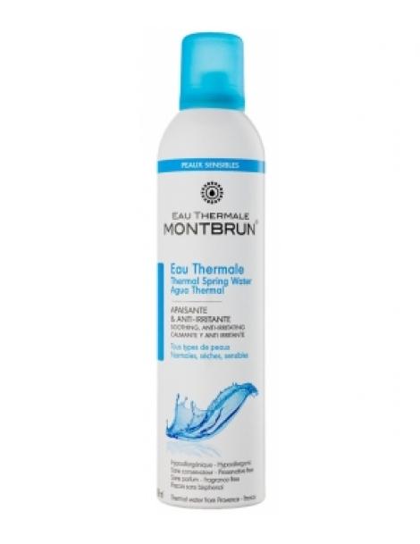 Brumisateur d'eau thermale pure 300ml Eau Thermale Montbrun