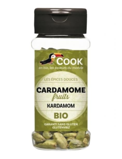 Cardamome fruits 25gr Cook Herboristerie de Paris