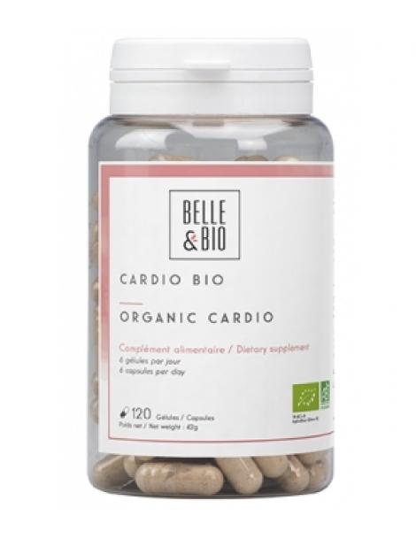 Cardio bio 120 gélules Belle et Bio Herboristerie de Paris