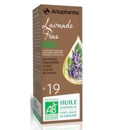 Huile Essentielle de Lavande fine BIO 10ml Arkopharma