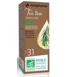 Huile Essentielle de Tea Tree bio 10ml Arkopharma