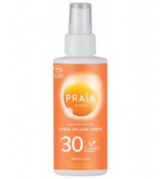 Spray solaire SPF30 100ml Praia