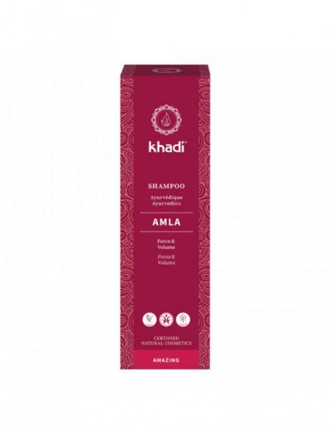 Shampoing ayurvédique Amla 200ml Khadi