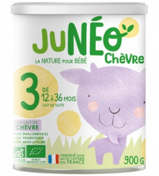 Lait de Chèvre Croissance 900g Juneo