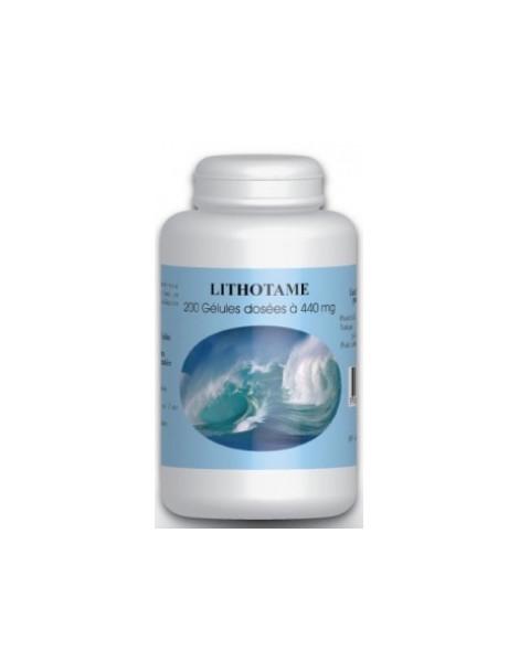 Lithotamne 440 MG 200 gélules GPH Diffusion