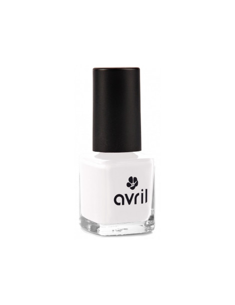 Vernis à ongles French Blanc 7ml Avril