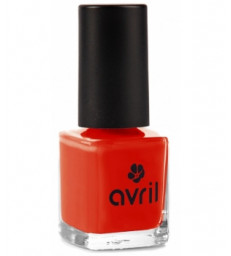 Vernis à ongles Coquelicot n°40 7ml Avril