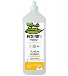Liquide Vaisselle parfum Citron 1 litre La Fourmi Verte