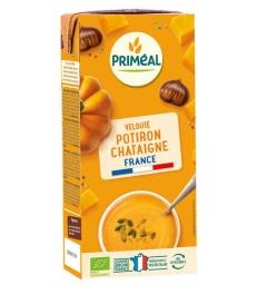 Velouté de Potiron et Châtaigne 33cl Primeal