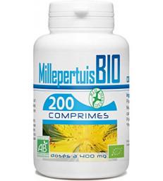 Millepertuis bio 200 comprimés GPH Diffusion