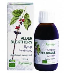 Sirop Bourdaine Bio 125ml Phytofrance