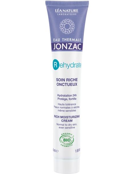 Soin riche réhydratant peaux déshydratées et sensibles 50ml Eau Thermale Jonzac