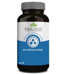Articulation Complexe No 4 60 gélules végétales Equi-nutri