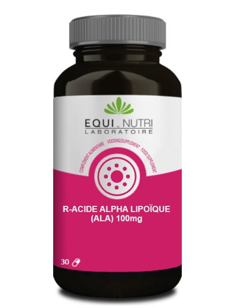 Acide Alpha Lipoïque 30 gélules végétales Equi - Nutri Herboristerie de paris