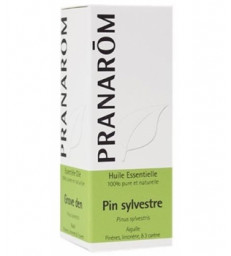 Pin sylvestre Bio Flacon compte gouttes 10ml Pranarôm