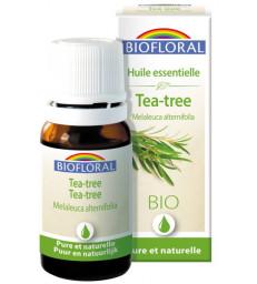 huile essentielle Arbre à thé 10ml Biofloral