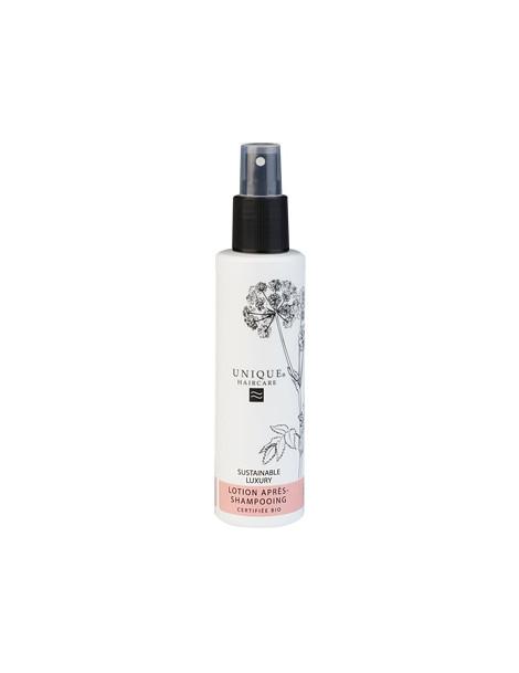 Lotion après shampoing cheveux secs et/ou bouclés anti frisottis 150ml Unique