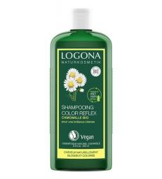 Shampoing reflets camomille blond 250ml Logona