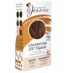 Coloration Noisette Les Couleurs De Jeanne