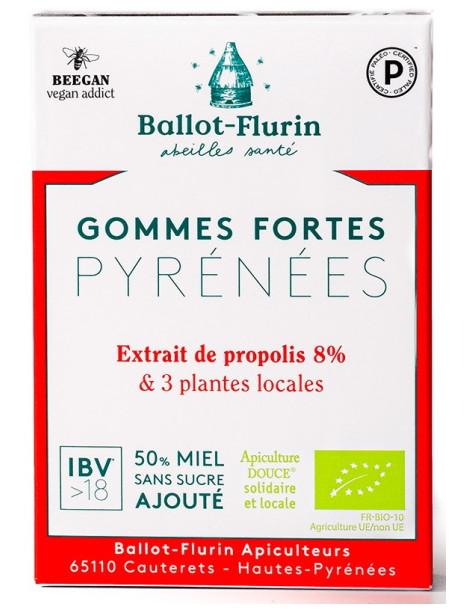 Gommes Protectrices des Pyrénées boite 30g Ballot Flurin