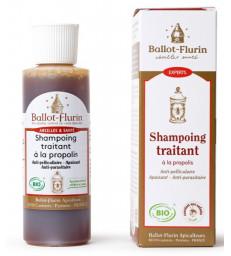 Shampoing traitant à la Propolis 125ml Ballot-flurin