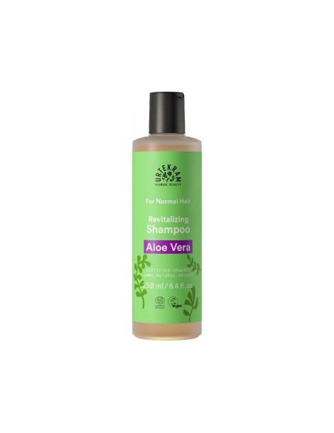 Shampoing Aloé Véra cheveux normaux 250ml Urtekram