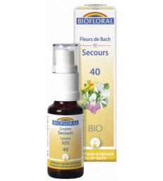 Remède de Secours 040 spray 20 ml Biofloral