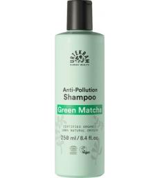 Shampoing anti pollution Green Matcha 250ml Urtekram