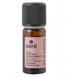 Huile essentielle de Géranium Rosat 10ml Avril