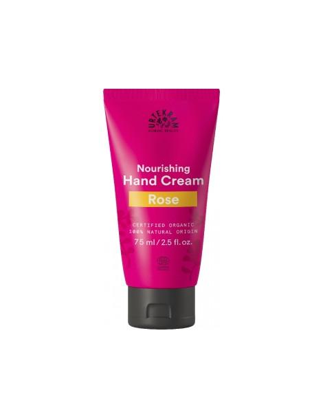 Crème pour les mains à la Rose 75ml Urtekram