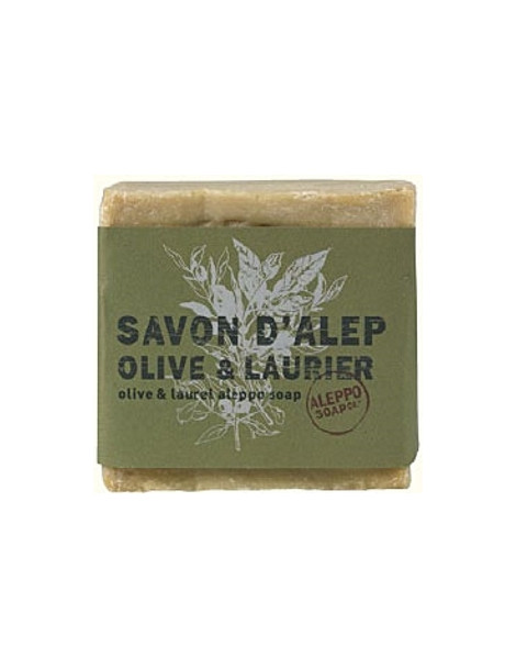 Savon d'Alep Olive et Laurier 200 g Aleppo Soap Tade