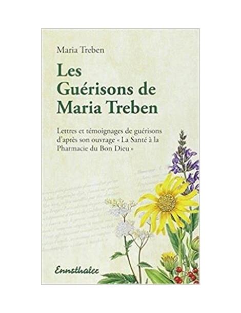 Livre Les Guerisons De Maria Treben