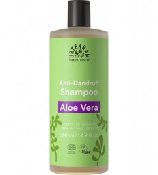 Shampoing Anti pelliculaire Aloé Véra 500ml Urtekram