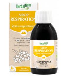 Sirop pour la Respiration bio 250 ml Herbalgem