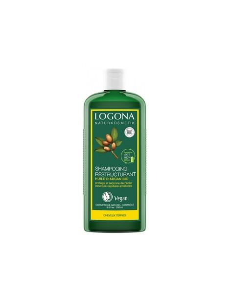 Shampooing Restructurant à l'Argan 250 ml Logona
