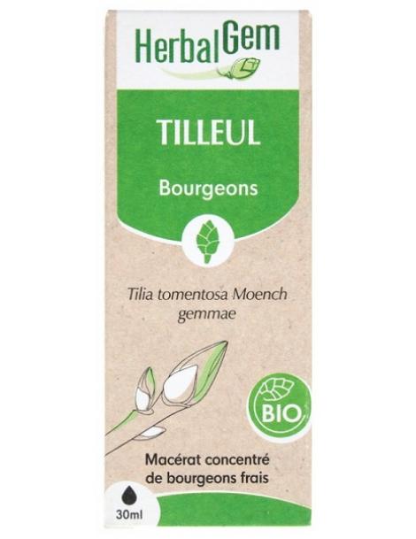 Extrait de bourgeons de Tilleul 50 ml Herbalgem Herboristerie de paris
