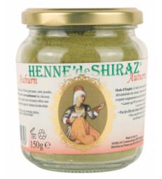 Coloration végétale Auburn pot 150g Henne De Shiraz