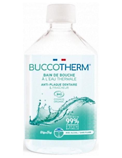Buccotherm Bain de bouche menthe thé vert 300ml