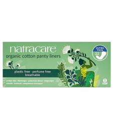 22 Protèges slip incurvé en coton bio Natracare
