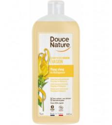 Shampoing Douche Evasion Ylang Ylang de Madagascar 1L Douce Nature