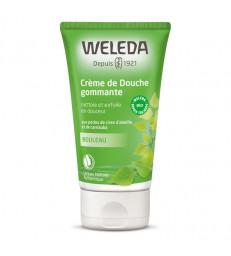 Crème de douche gommante au Bouleau 150ml Weleda
