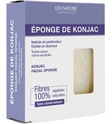 Éponge de Konjac Eau Thermale Jonzac